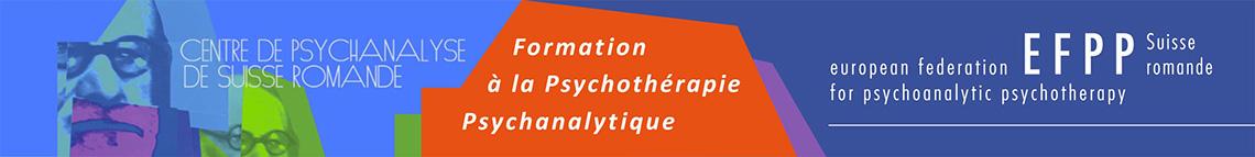Formation à la psychothérapie psychanalytique Homepage